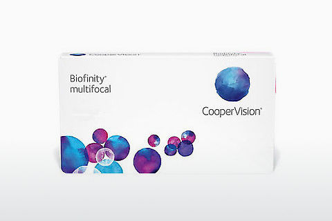 Contact Lenses Cooper Vision Biofinity multifocal [D-Linse] BFTMF6D